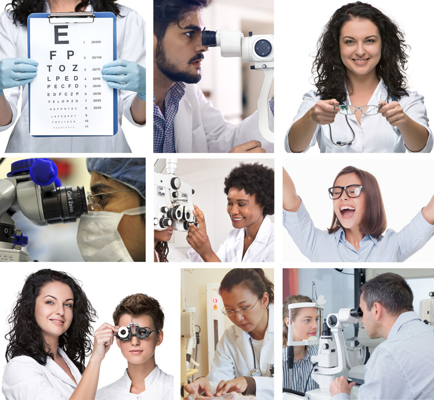 Career in ophthalmology